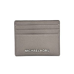 Michael Kors Grey Card Case Wallet